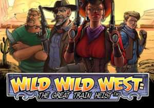 Wild Wild West: The Great Train Heis